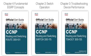 CCNP v2 Books